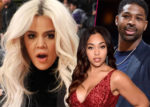 KHLOE KARDASHIAN (L), JORDYN WOODS (C) AND TRISTAN THOMPSON (R) [PHOTO | COURTESY]