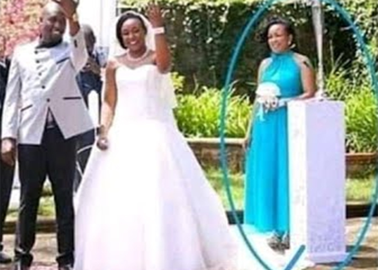 BETTY KYALLO AND DENNIS OKARI'S WEDDING [PHOTO | COURTESY]