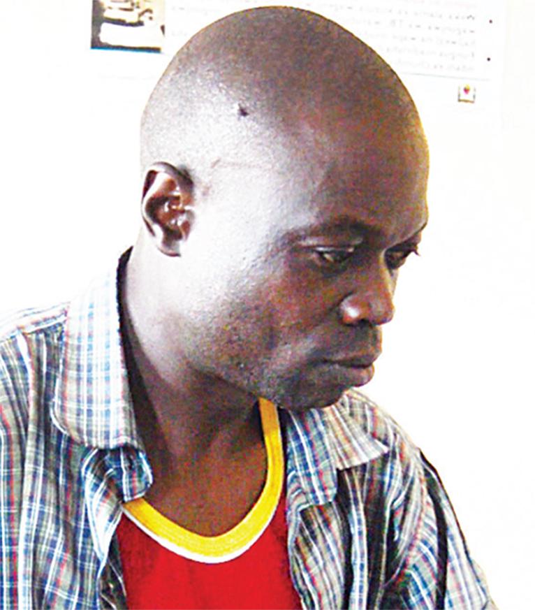 Three men chopped of Sebastian's manhood on March 15. [PHOTO | UWAZI NEWSPAPER]