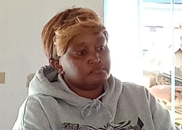 HELLEN WAMBUI SHOT HER BOYFRIEND TO DEATH ON JANUARY 20, 2015. [PHOTO | EDAILY]