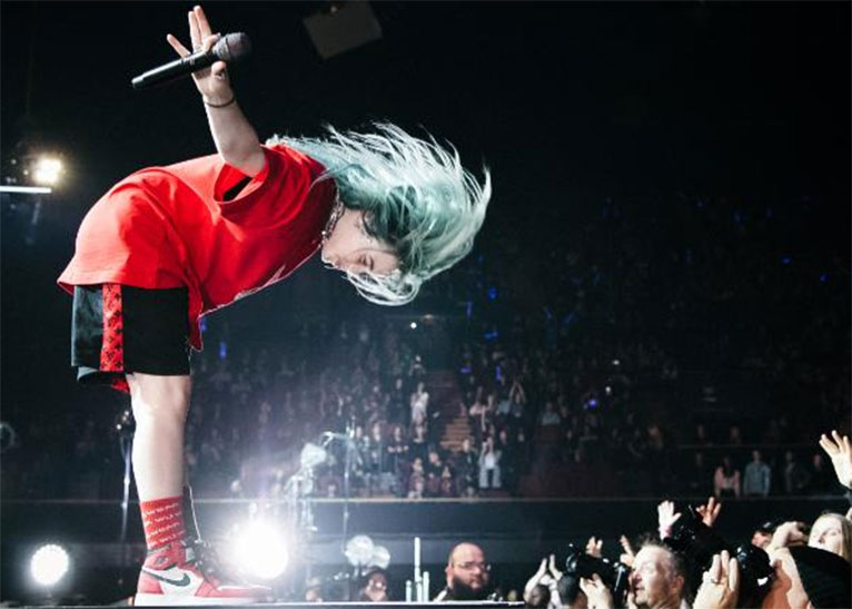 BILLIE EILISH [PHOTO/COURTESY]