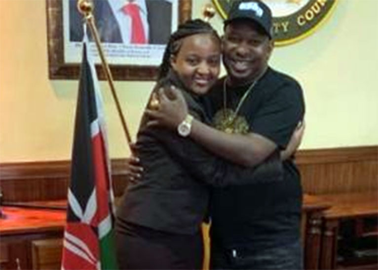 ANN MWANGI MVURYA (L) AND MIKE SONKO (R) [PHOTO/COURTESY]