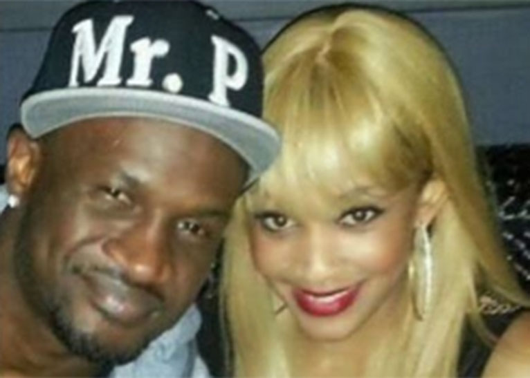 PETER OKOYE (L) AND ZARI HASSAN (R) [PHOTO | COURTESY]