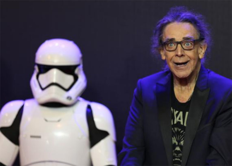 STAR WARS ACTOR PETER MAYHEW [PHOTO | COURTESY]
