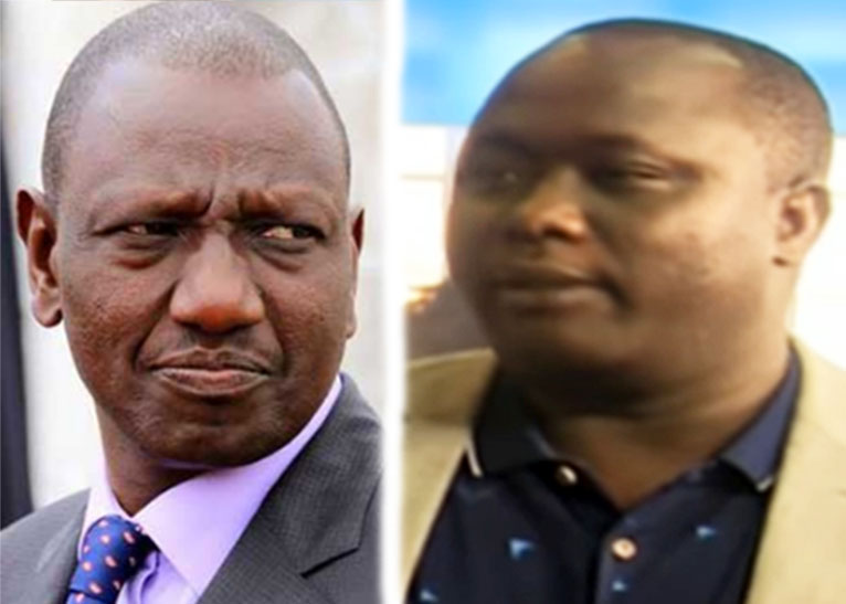 DP WILLIAM RUTO (L) AND MLUMULWAS (R) [PHOTO | COURTESY]