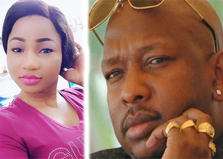 SA GIRL (L) AND MIKE SONKO (R) [PHOTO | COURTESY]