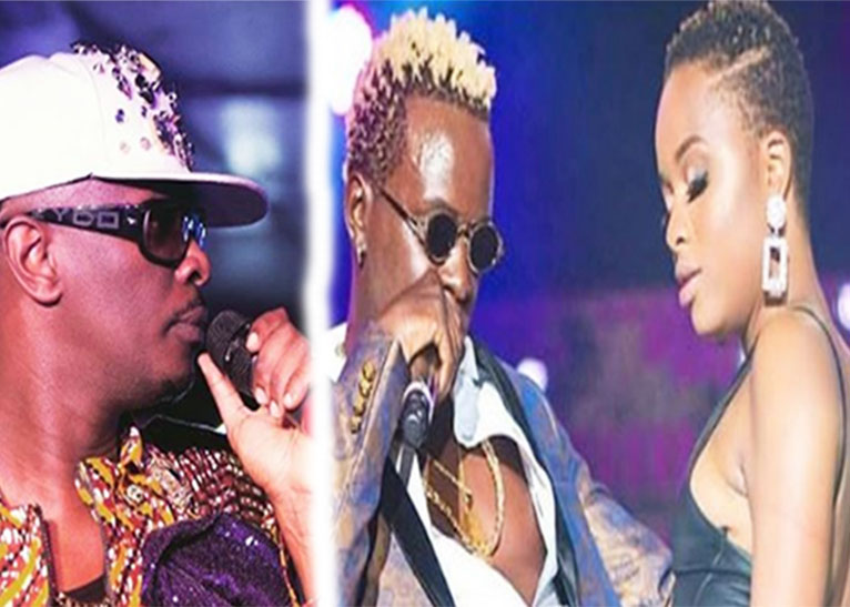 NAMELESS (L) WILLY PAUL AND NANDY (R) [PHOTO | COURTESY]