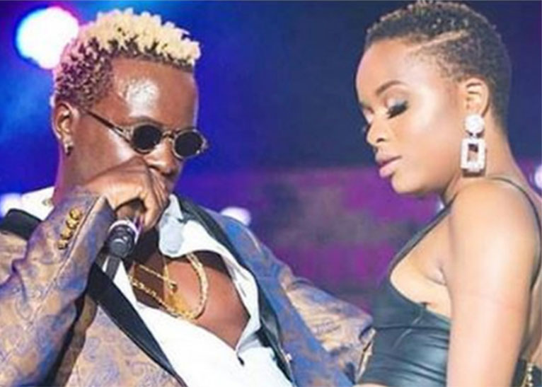WILLY PAUL (L) AND NANDY (R) [PHOTO | FILE]
