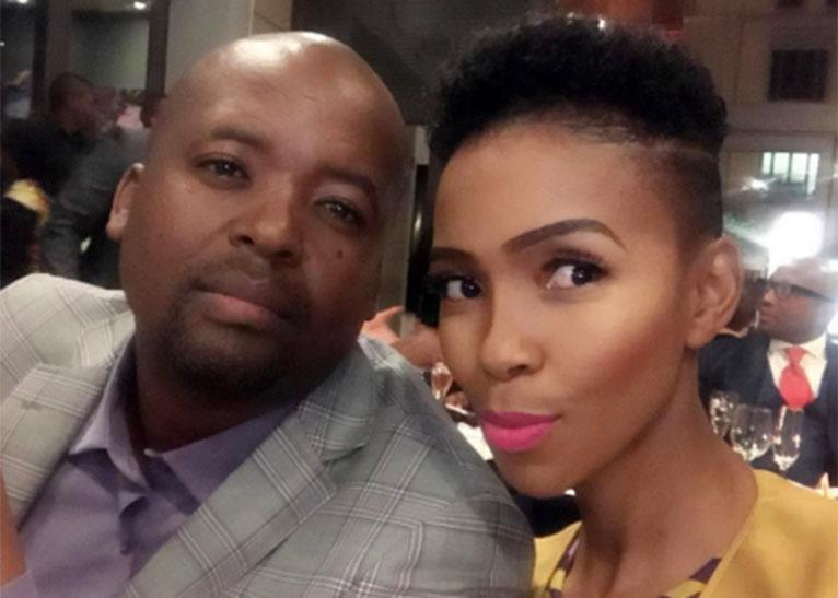 "Nhlanhla Nciza and her husband, Thembinkosi ""TK"" Nciza, have broken up after 15 years in marriage. [PHOTO | COURTESY]"