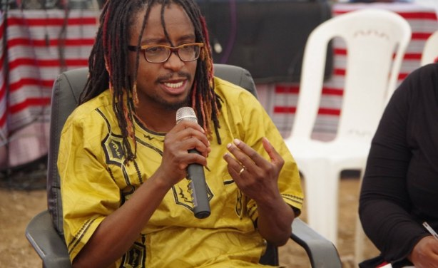 Kenyan author and poet Tony 'Smitta' Mochama. PHOTO | COURTESY